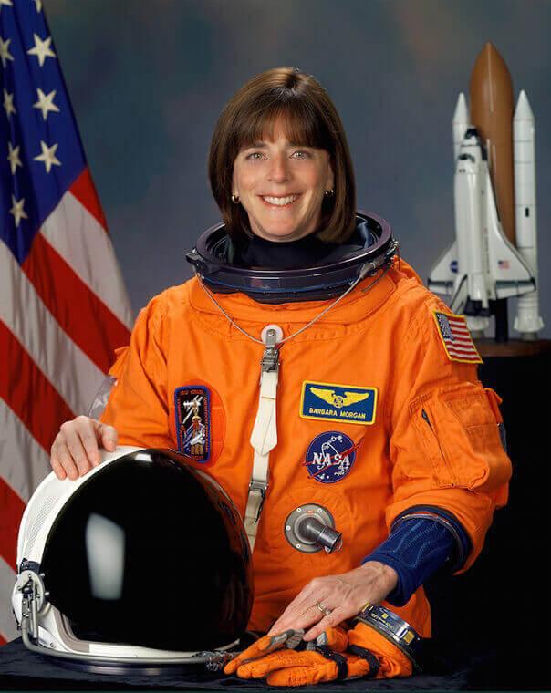 space shuttle challenger barbara morgan -#main